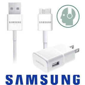 Combo Cargador Cable Samsung Note 3 S5 Original Envío Gratis