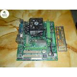 Combo Placa Biostar Amd Y Procesador Amd Athlon 64 X2