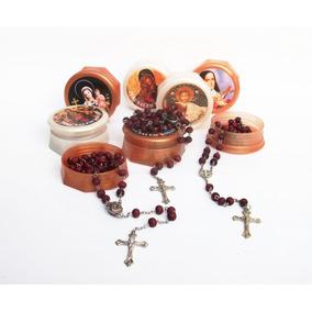 Terço Rosário De Jerusalém Perfumado Importado Terra Santa