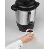 Cafetera Electrica 40 Tazas Hamilton Beach Modelo 40514