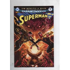 Hq Universo Dc Renascimento Superman #16 Panini Comics