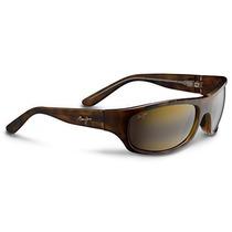 Gafas Maui Jim Surf Rider Gafas De Sol Polarizadas Tortuga