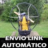 Projeto Paraglider Parapente Ultraleve + Frete Gratis