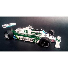 Spark Williams 1/18 Fw07b Alan Jones Campeão Da F1 1980