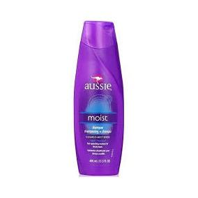 Cosmetico Cabelos Shampoo Aussie Moist Shampoo 400ml