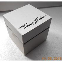 Estuche Original Para Reloj Thomas Sabo Fotos Reales