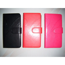 Wwow Funda Cartera Alcatel One Touch Pop C7 Excelentes!!!
