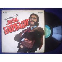 Artesonido: Jose Larralde Lp Herencia Pa