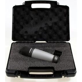 Microfone Condensador De Estúdio Multi-padrão - Samson C03