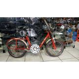 Kit Quadro Garfo Bike Bicicleta Caloi Berlineta 1982 Aro 14