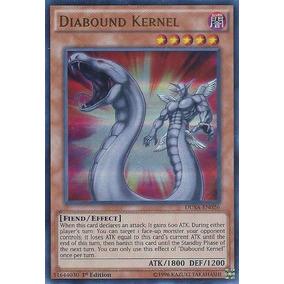 Yu-gi-oh! Diabound Kernel - Dusa-en026 - Ultra Rare