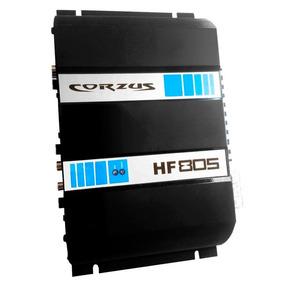 Módulo Ampl. De 5 Canais 800w Rms Com Saida Sub Corzus Hf805