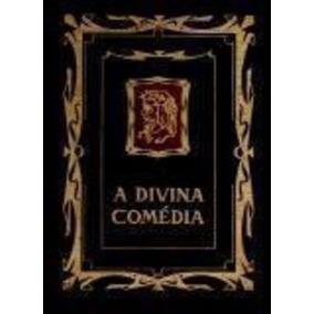 Livro A Divina Comédia - Inferno Dante Alighieri