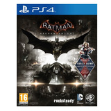 Cd Ps4 Batman Arkham Khight
