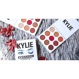 Sombras Kylie Jenner , The Bronze , The Holiday , Burgundy