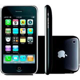 Iphone 3gs 16gb Celular Apple Nacional C Anatel Lacrado Novo