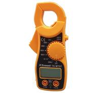 Pinza Amperométrica Pronext Ts Mt87 Amper Tester