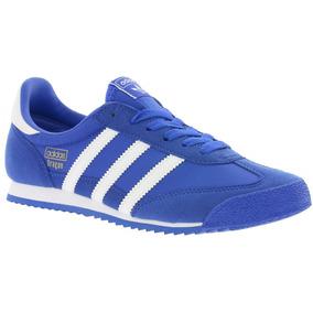 tenis adidas azul