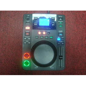 Reproductor Cd Mp3 Media Player Profesional Gemini Cdj-300