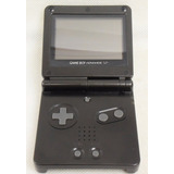 Espectaculares Game Boy Advance Sp-001 Negra