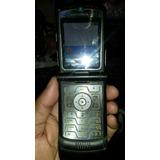 Celular Motorola V3 Preto Para Chip Tim