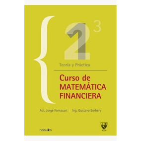 Curso De Matematica Financiera - Ed. Nobuko