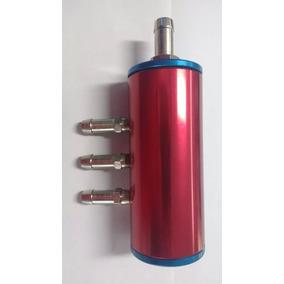 Divisor Flauta Linha De Combustível Alumínio Anodizadoturbo