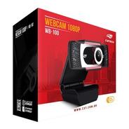Webcam Full Hd 1080p Wb-100bk C3 Tech