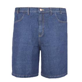 Kit 2 Bermudas Masculina Jeans Plus Size Short Jeans Atacado