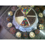 Torta Con Golosinas!!!! Mesa Dulce