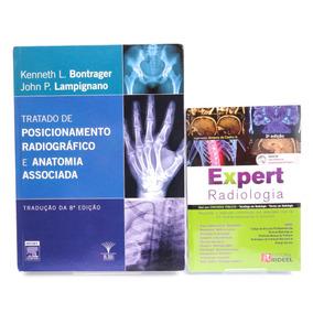 Kit- Expert De Radiologia 2ª Edição +tratado Bontrager 8ªed