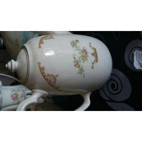 Cafetera O Platos Porcelana