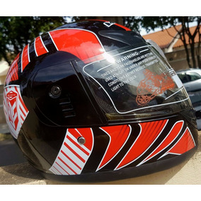 Capacete Helvy Armour Mrc Star 46 - Pop