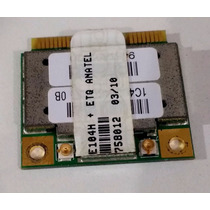 Placa Wiriless Notebook Infoway Note W7410 Ss Librix