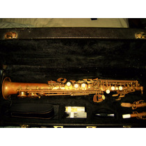 Saxofone Soprano Pearl River Custom By Ivan Meyer
