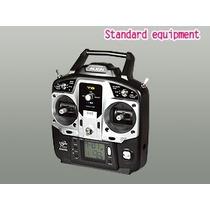Rádio Align/futabat6 2.4ghz 6-canais Control System