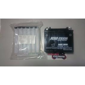 Bateria Para Motocicleta Rm Tech Ytx12b-bs 12v 10 Ah