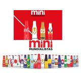 Coleccion Mini Mundilista Coca-cola 24 Botellitas Diferentes