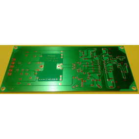 Amplificador De Áudio 300w A 4 Ohms Irs300 Placa Lisa
