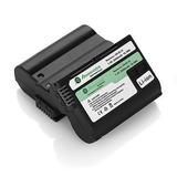 Batería Recargable En-el15 Para Nikon D600 D610 D800 D7000