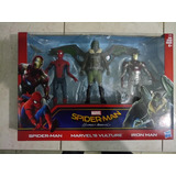 Pack Spiderman Homecomming Set Hasbro No Marvel Legends