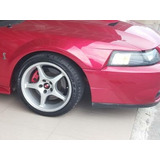 Vendo Set De Rines Originales Ford Mustang Cobra R