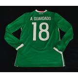Jersey Selección De México Andrés Guardado Original