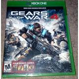 Gears Of War 4 Xbox One (nuevo, Físico, Envío Gratis)