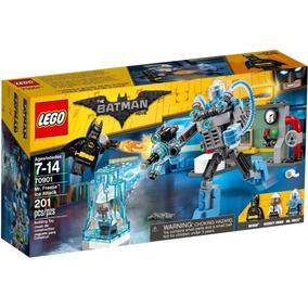 Lego The Batman Movie O Ataque De Gelo Do Mr. Freeze 70901