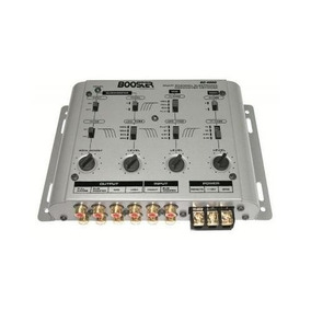 Crossover Eletrônico Booster Bc-4000 5 Canais Original
