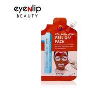 Mascarillas Peel Off Pack Eyenlip Collagen Active Coreana