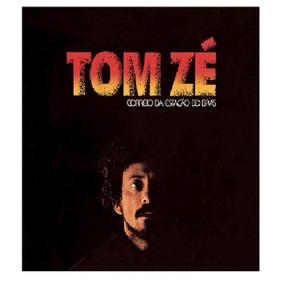 Tom Zé - Correio Da Estação Do Brás - Lp Lacrado -180 Gramas