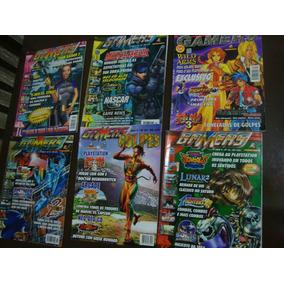 Revista Gamers - 26, 37, Gamers Golpes 03