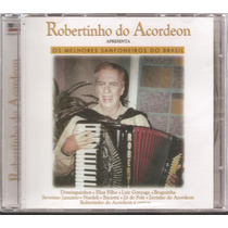 Cd - Robertinho Do Acordeon